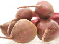 Certified Organic Beetroot Bunches