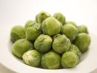 Certified Organic Brussels Sprouts
