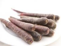 Certified Organics Carrots - Eating Purple