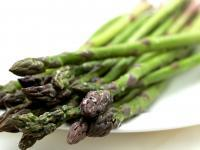Certified Organic Asparagus  Bunches