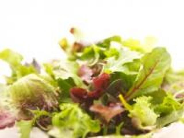 Certified Organic Lettuce - Salad Mix Punnets