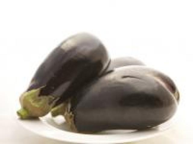 Certified Organic Eggplant