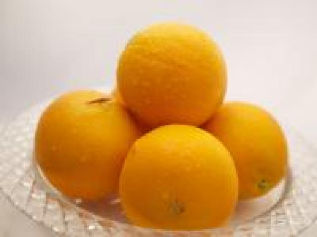 Certified Organic Oranges - Navel - Eating