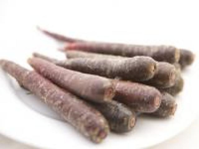 Certified Organics Carrots - Eating Purple