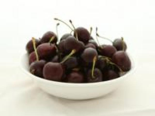 Certified Organic Cherries