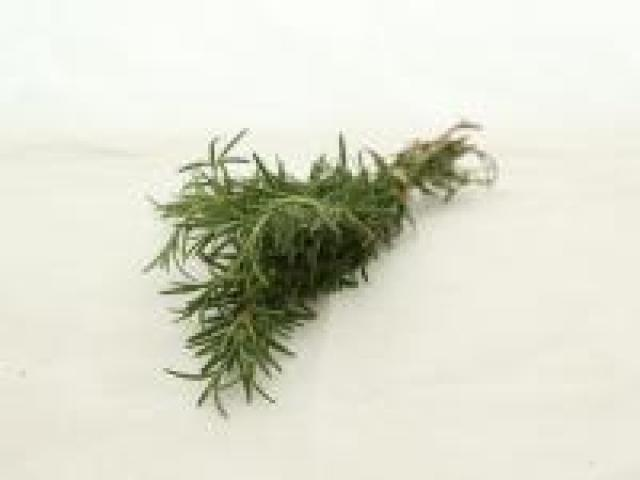 Certified Organic Herbs - Rosemary Bunches