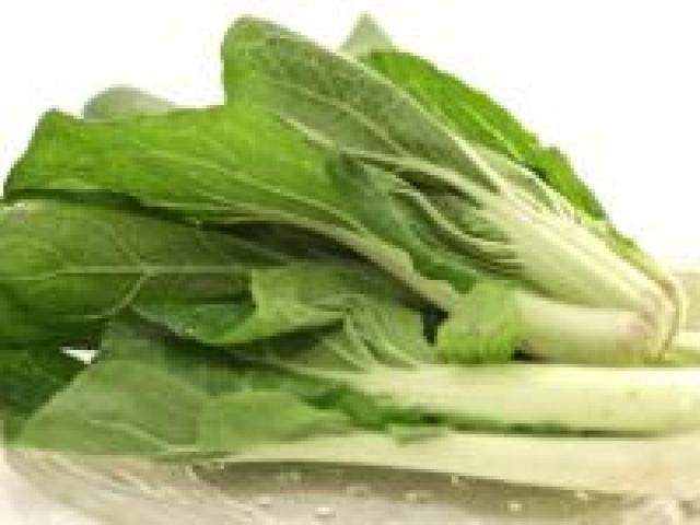 Certified Organic Asian Greens - Bok Choi Bunches