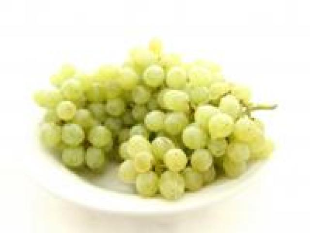 Certified Organic Grapes - White Seedless