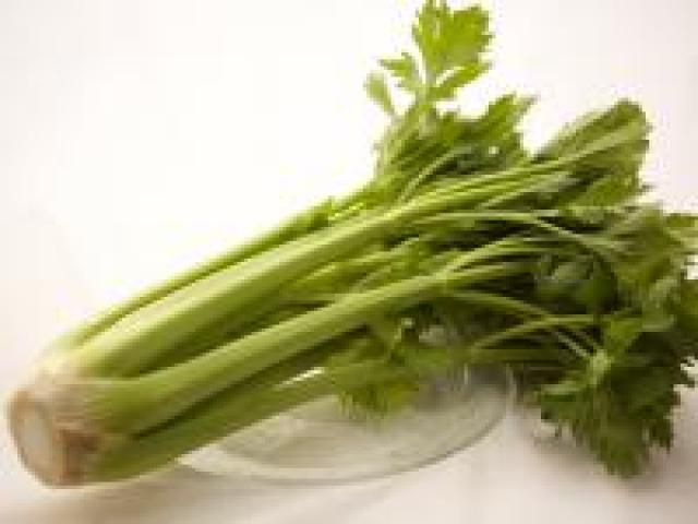 Certified Organic Celery - Bunches