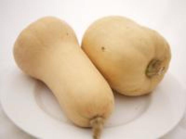 Certified Organic Pumpkins - Butternut