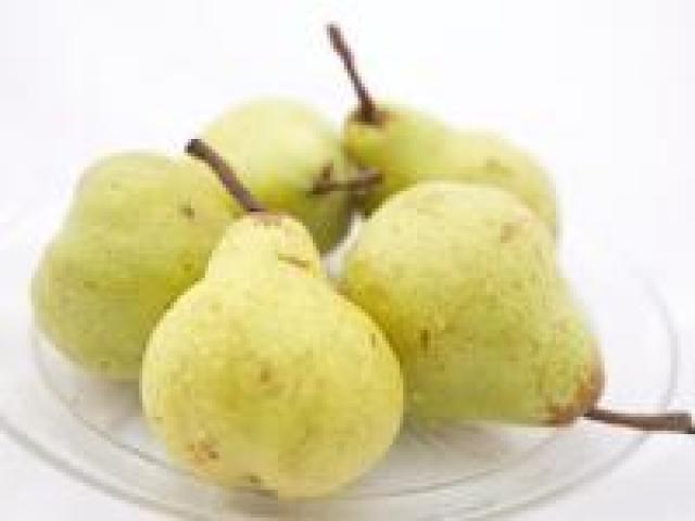 Certified Organic Pears - Packham