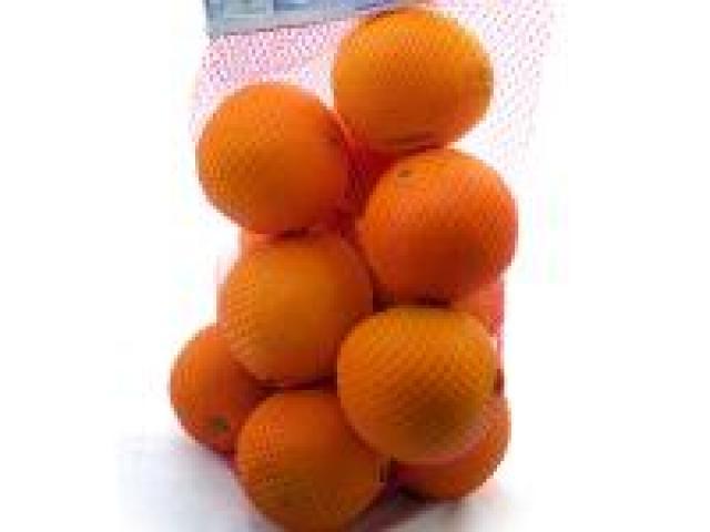 Certified Organic Oranges - Navel - Juicing - Bags