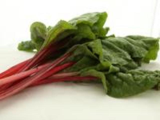 Certified Organic Silverbeet - Chard Bunches
