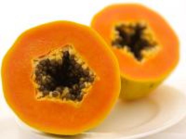 Certified Organic Papaya